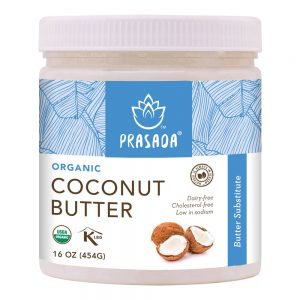 Organic Coconut Butter from Prasada Foods