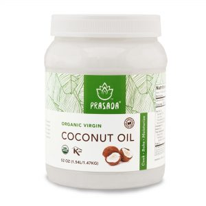 Organic Coconut Oil from Prasada Foods